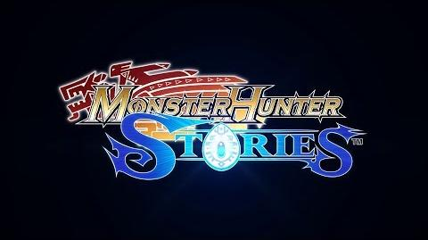 """Monster Hunter Stories"" Smartphone App - Promotional Movie"
