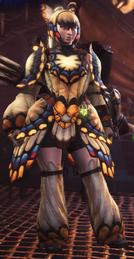MHW-ButterflyArmorSetF