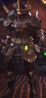 Kushala α Armor (MHW)