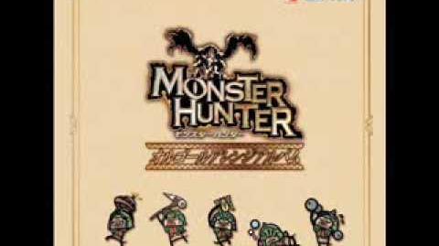 Monster Hunter OST - A Glint In The Eye