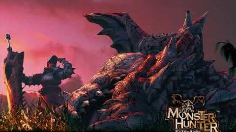 モンスターハンター 狩猟音楽「塔に現る幻」