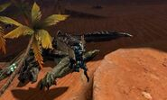 MH4U-Brute Tigrex Screenshot 001