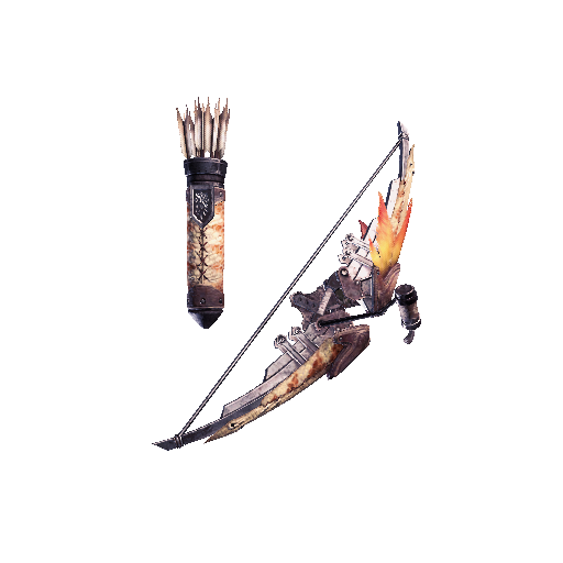 MHW-Bow Render 004