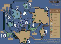 MHF2 desert resource map