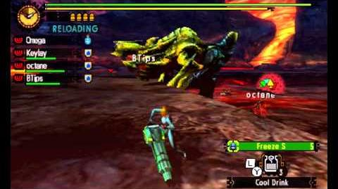 Monster Hunter 4 Ultimate - Online Quests 87 Achy Brachy Heart