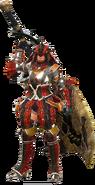 MVCI Female Monster Hunter