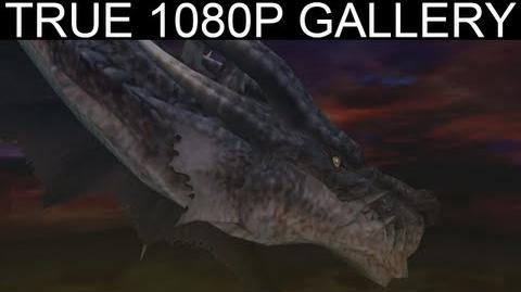 36 - Legend of Flight 1080p Fatalis ミラボレアス黒龍 - Monster Hunter Freedom Unite Gallery MHFU