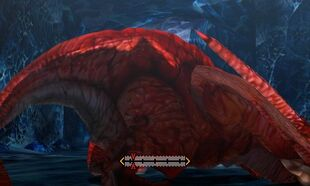 MH4U-Red Khezu Body Break 001