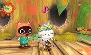 MHDFVDX-Animal Crossing Collaboration Screenshot 001