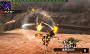 MHGen-Nyanta and Vespoid Screenshot 002