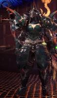 Hornetaur Armor (MHW)