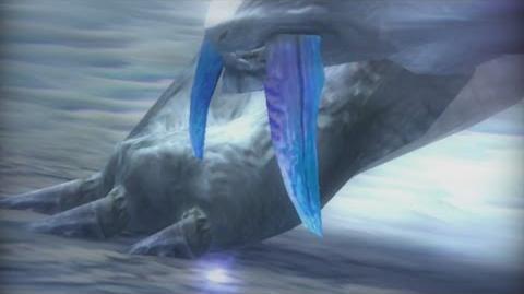 monster hunter world iceborne frozen barioth