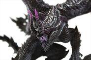 Capcom Figure Builder Creator's Model Gore Magala 2