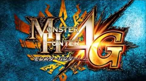 Battle White Fatalis 【ミラルーツ戦闘BGM】 Monster Hunter 4U soundtrack rip