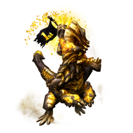 MHXR-Thanksalot Barroth Render 001