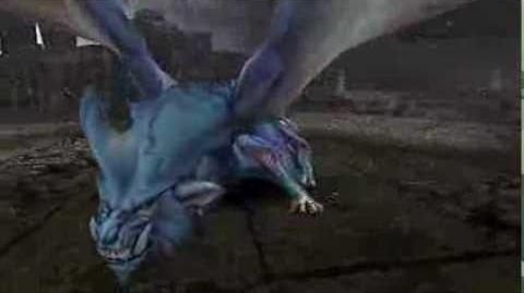 Monster Hunter Freedom Unite - Revived Queen's Battle (Lunastra intro)