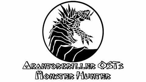 Monster Hunter OST 06 - Lioleus howling HQ