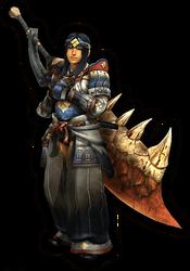 PMHMT-Great Sword Equipment Render 001