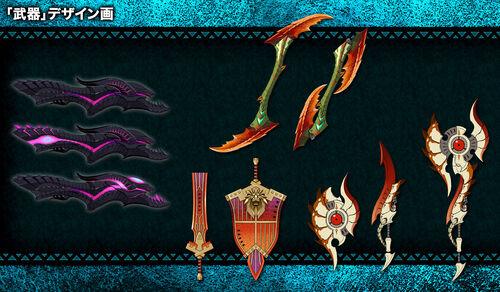 monster hunter 4 ultimate wallpapers