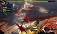 MH4U-Furious Rajang Screenshot 006