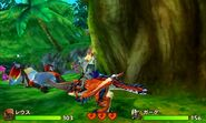 MHST-Rathalos and Kecha Wacha Screenshot 001