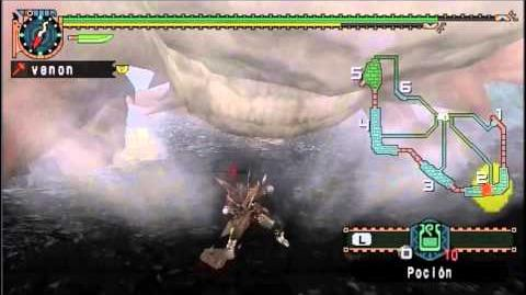 5°gameplay monster hunter F.U. lao-shang lung(español-latino)