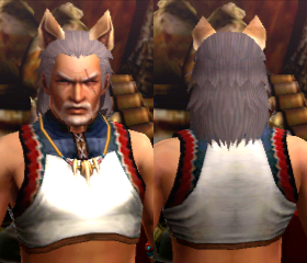 MH4U-Felyne Hairband (Both) (Male) Render 001