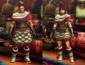 MH4U-Loc Lac Armor (Both) Render 001