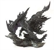 Capcom Figure Builder Creator's Model Gore Magala 3