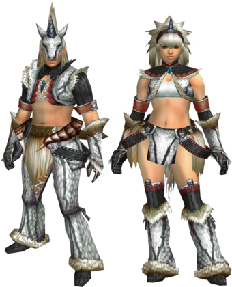 monster hunter armor male