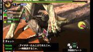MH4G - G★2 - 黒轟竜 ティガレックス亜種 Black Tigrex 10 23 2014