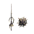 MHW-Sword and Shield Render 011