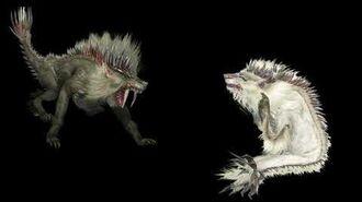 Monster Hunter Online - Kamu Orugaron (雄响狼) & Nono Orugaron (雌响狼) Theme
