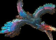 MHW-Forest Pteryx Render 001