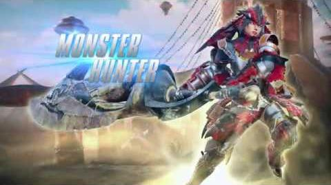 Marvel vs. Capcom Infinite - Monster Hunter Gameplay Trailer