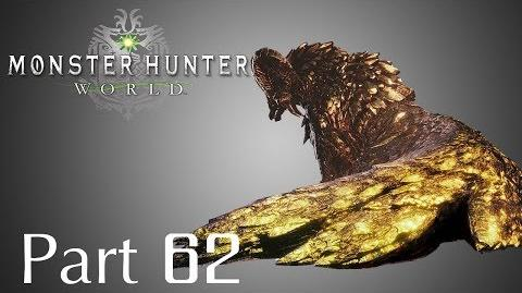Monster Hunter World -- Part 62 Kulve Taroth The Glorious Dragon - Event Quests 13
