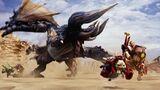 MHGU-Bloodbath Diablos Artwork 001