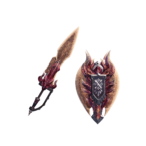 MHW-Charge Blade Render 022