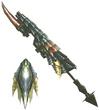 FrontierGen-Gunlance 015 Low Quality Render 001