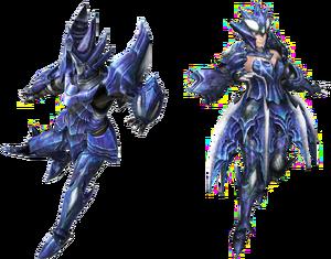 FrontierGen-Brachydios Armor (Blademaster) (Both) Render 2