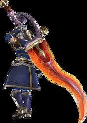 FrontierGen-Great Sword Equipment Render 002