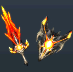 MH3U-Sword and Shield Render 061