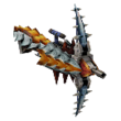 MH3U-Light Bowgun Render 019