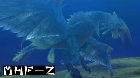MHF-Z 華鳳鳥 フォロクルル 特異個体