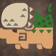 MHFU-Mosswine Icon