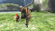 MHP3-Arzuros Screenshot 009