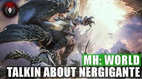 Talking About Nergigante