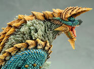 Capcom Figure Builder Creator's Model Zinogre 008