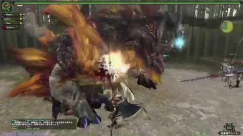 Monster Hunter Frontier G5 - G Rank Inagami Hunt