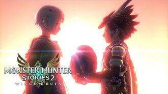 Monster Hunter Stories 2 - Announcement Trailer